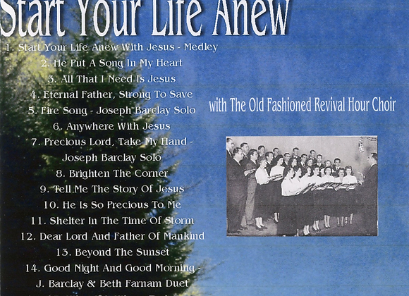 Start Your Life Anew by OFRH Choir