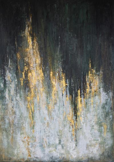 Acrylic on canvas, 100x140