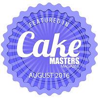 CAKE MASTERS BADG 2016