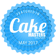CAKE MASTERS BADGE