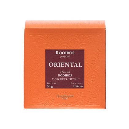 ROOIBOS ORIENTAL , 25 SACHETS CRISTAL ®