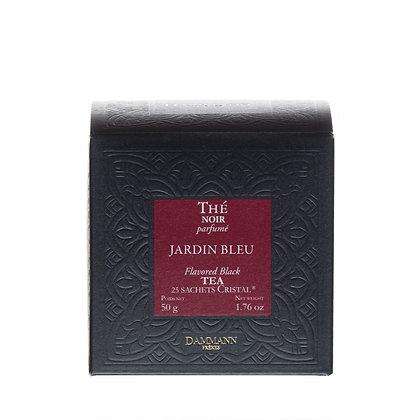 JARDIN BLEU, 25 SACHETS CRISTAL ®