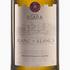 Ksara Blanc de Blancs - 75 cl
