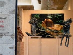 Galerie Sylvie Platini à Lyon et Annecy