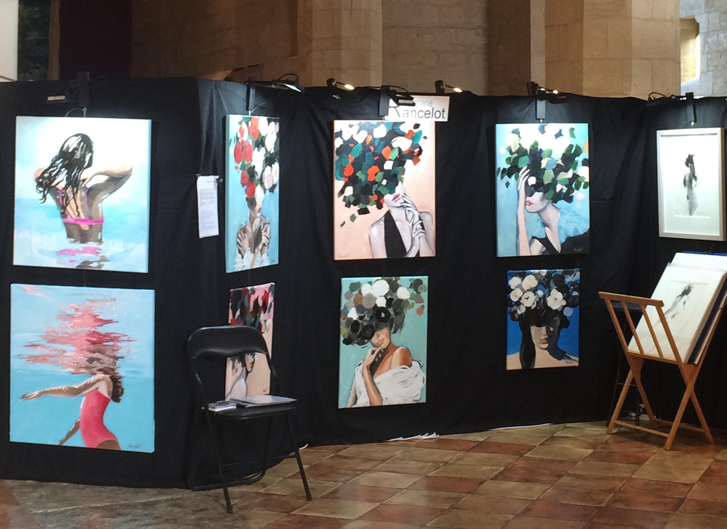 En exposition à St Emilion
