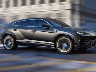 Lamborghini Urus >>