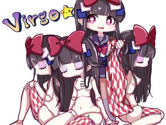 星座×セーラー服新キャラちゃん!