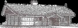 Laft Hus, Norwegian Laft Hus, tømmerhus, laftehus
