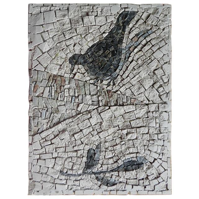 Mosaic とりのうた 01