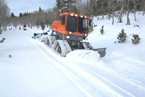 Trail Grooming For Squarespace/