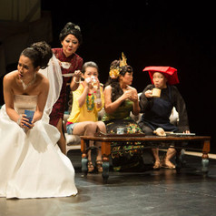 The Bride Always Knocks Twice by The Theatre Practice