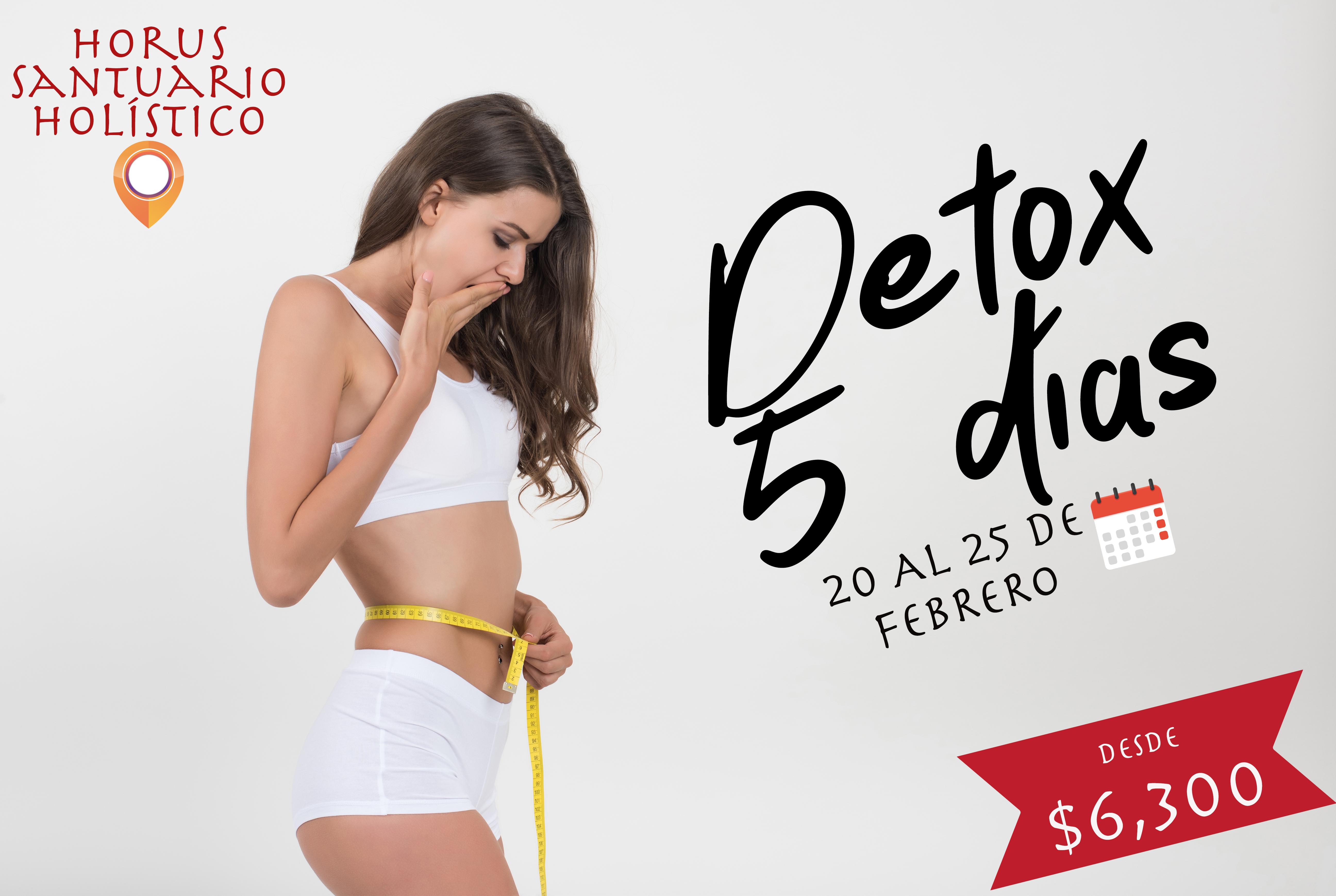 DETOX 5 DIAS