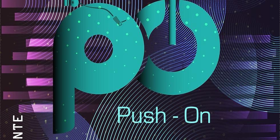 DJ SET: DJ PUSH-ON (WARM UP: DJ ZHATLER)
