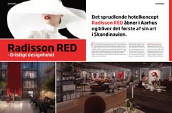 Radisson RED Profilannonce i Møde & Eventmagasinet