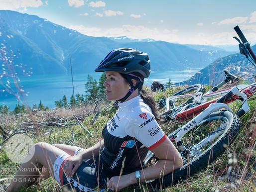På Mountainbike i naturskønne Norge