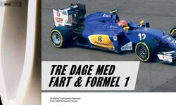 3 dage med fart & Formel 1