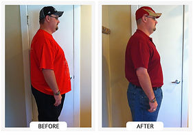 Weight loss naturally