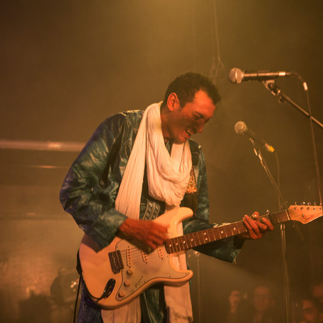 'Universal Language' Bombino - Paris, France | Monocle Dec '18