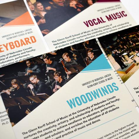 Glenn Korff School of Music Department Handouts