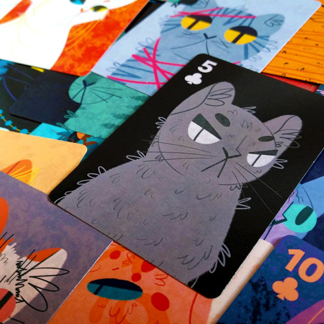 The Cat Deck