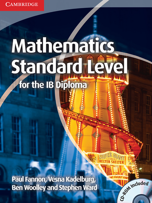 Cambridge IB Mathematics SL