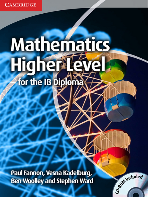 Cambridge IB Mathematics HL