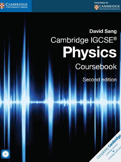IGCSE Physics Course Book