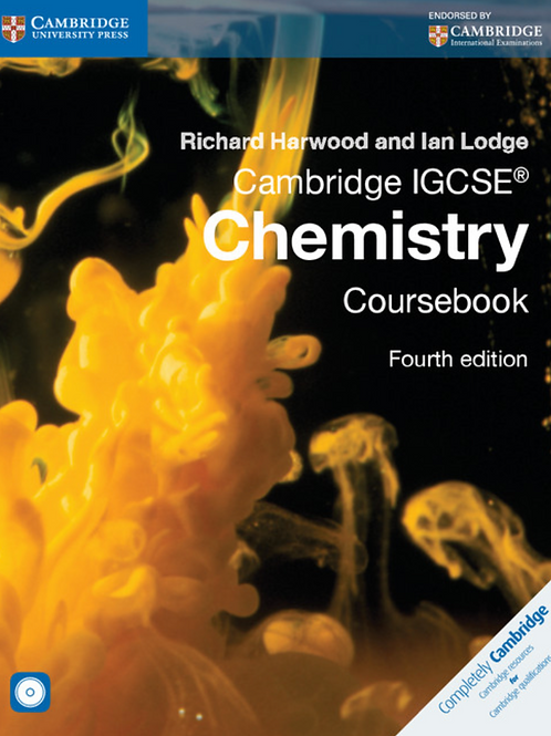 IGCSE Chemistry Course Book