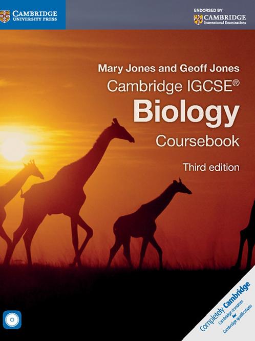 IGCSE Biology Course Book