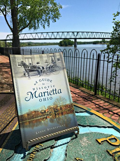 A Guide to Historic Marietta Book