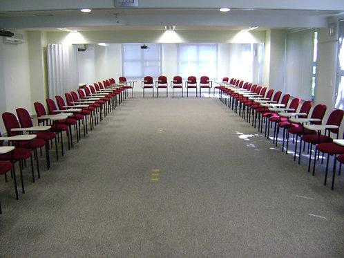Sala até 200 participantes