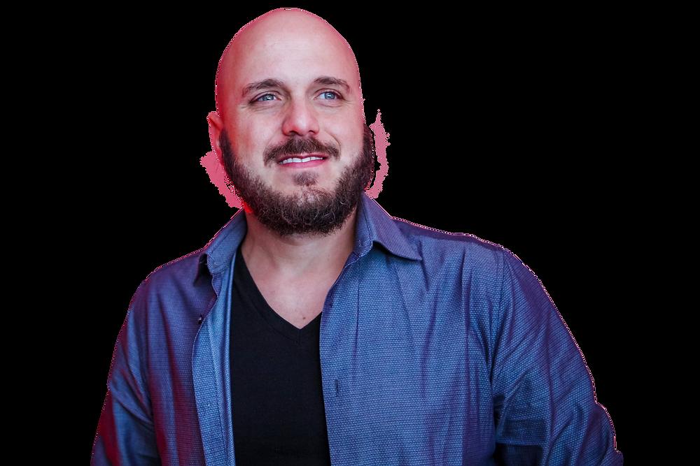 Palestrante de vendas Diego Maia