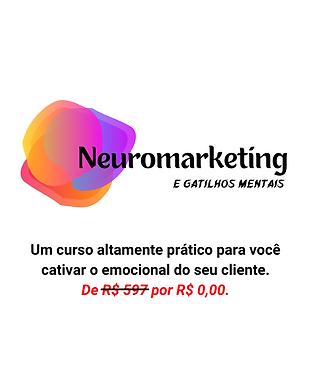 Curso Neuromarketing, NeuroVendas e Gatilhos Mentais com o Palestrante de Vendas Diego Maia. Academia de Vendas. CDPV