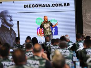 Palestra motivacional de vendas em Palmas, Tocantins, com Diego Maia é injeção de ânimo em empresas