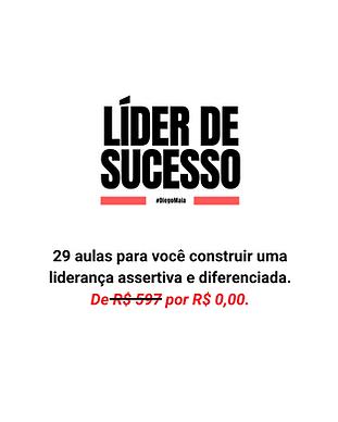 Curso como ser um Líder de Sucesso com Diego Maia, Palestrante de Vendas
