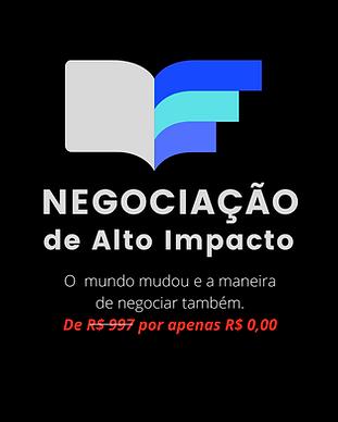 Curso Negociação de Alto Impacto com o palestrante de vendas Diego Maia. Gratuito para membros da Academia de Vendas. CDPV.