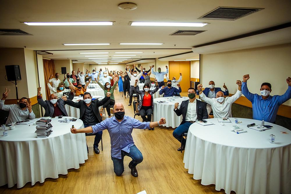 Diego Maia, o palestrante motivacional de vendas mais contratado do Brasil