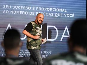 Grupo Barcelos contrata palestra de vendas do Diego Maia