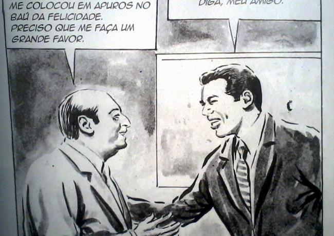 Inico do Bau da Felicidade - Silvio Sant