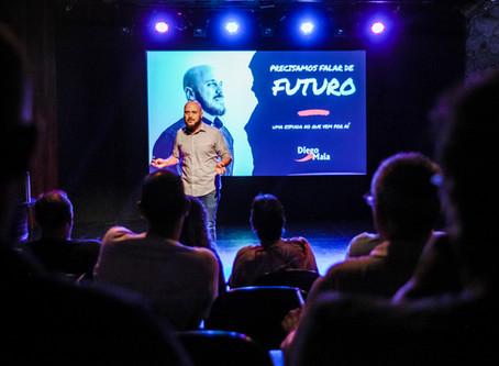 Flash Rio fecha Diego Maia, o palestrante de vendas e motivação mais contratado do país.