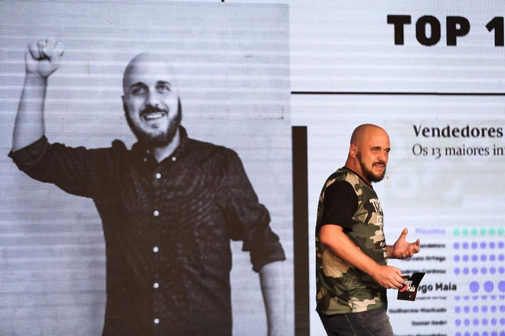 Diego Maia palestrante motivacional de vendas