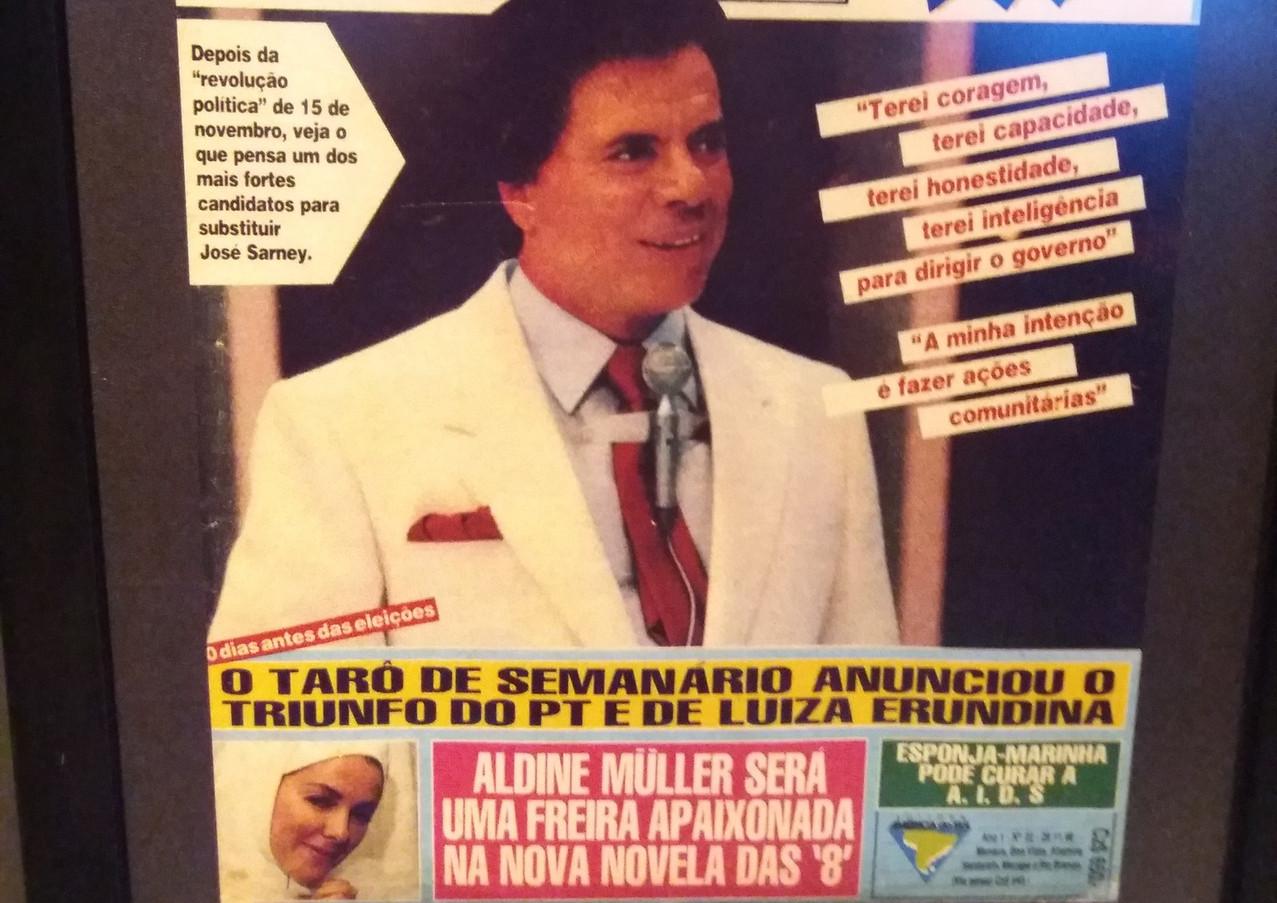 Silvio Santos - Serei um excelente presi