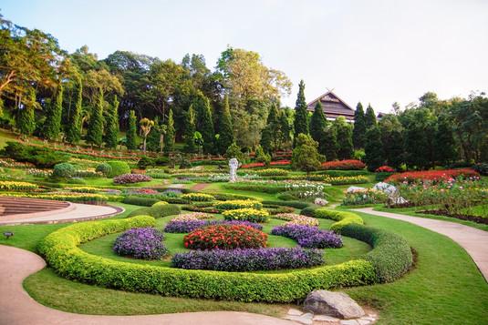 Doi Tung Palace