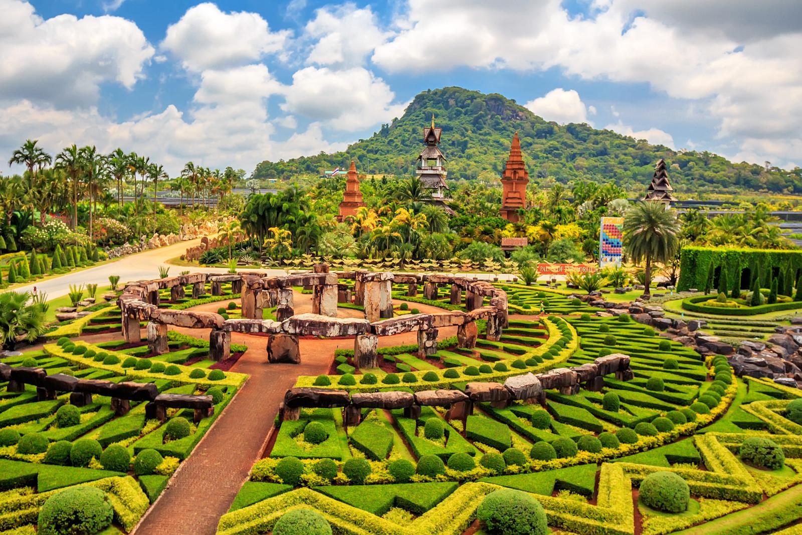 Nong Nooch Botanic Garden
