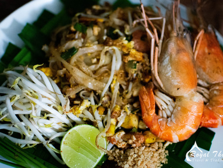 Pad Thai | Thai Recipes | Stay Home series