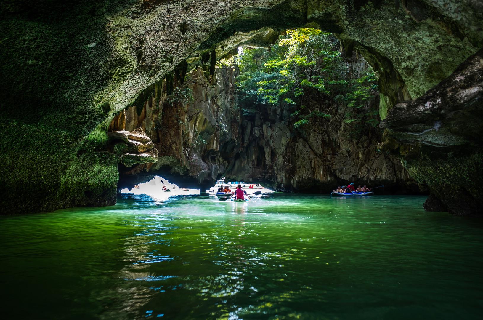 Talu cave