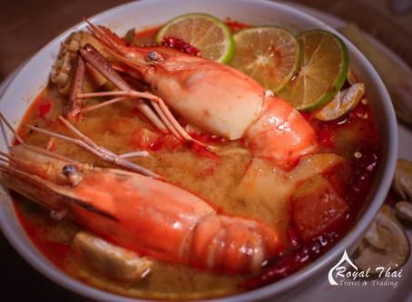 Tom Yam Soup | Thai Recipes | Stay Home series