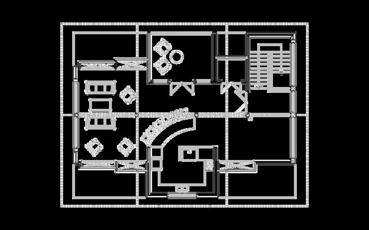 Piso 2  2nd floor
