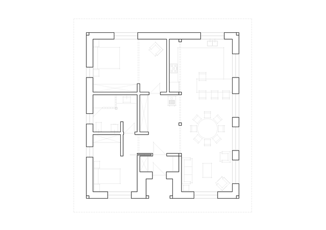 Piso 1  1st floor