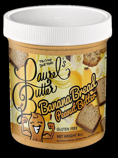 Banana Bread Peanut Butter